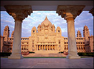 Umaid Bhavan Palace Jodhpur Travel Vacations